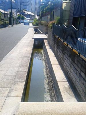 兵庫県西宮市街地